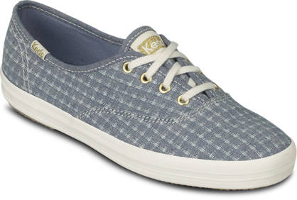 Keds Leinenschnürer - CHAMPION FOIL TICKING DOT