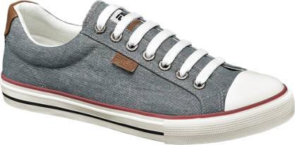 Fila Grijze canvas sneaker