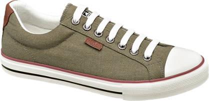Fila Groene canvas sneaker