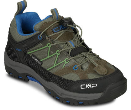 CMP Trekkingschuh- KIDS RIGL LOW WP