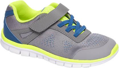 Agaxy Grijze lightweight sneaker