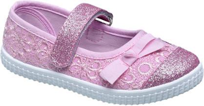 Cupcake Couture Roze ballerina glitters
