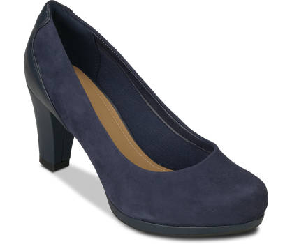 Clarks Pumps - CHORUS CHIC
