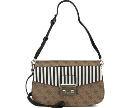 Guess Umhängetasche - MARTINE CROSSBODY FLAP