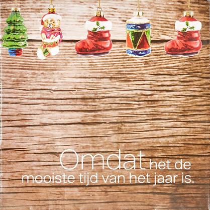 VanHaren Giftcard Kerst