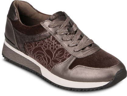 Pesaro Samt-Sneaker