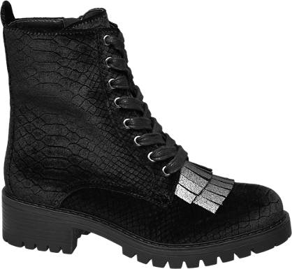 Star Collection Lace Up Boot