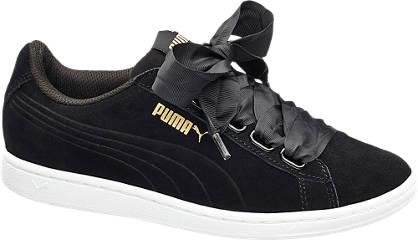 Puma Vikky Ribbon Ruskindssneaker