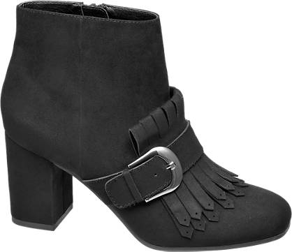 Graceland Fringed Ankle Boot