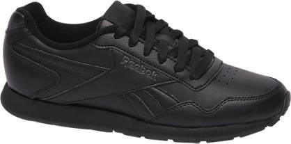 Reebok Zwarte leren sneaker