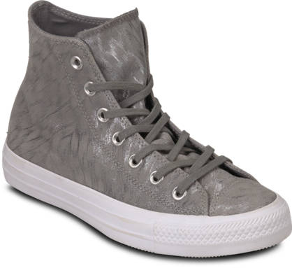 Converse Mid-Cut Schnürschuh - CT AS SHIMMER SUEDE HI
