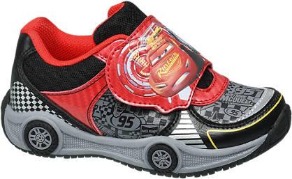Cars Rode sneaker klittenband