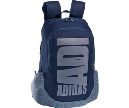 Adidas Blauwe rugzak laptopvak