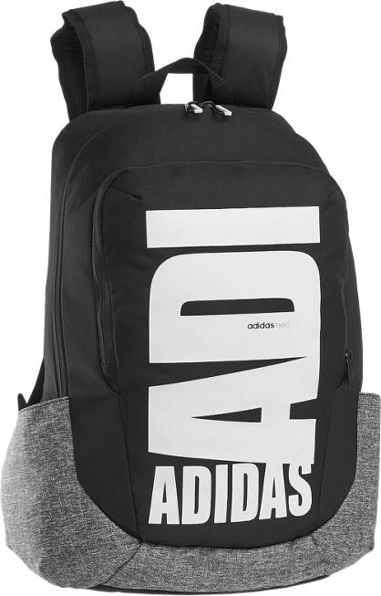 Adidas Performance Zwarte rugzak laptopvak