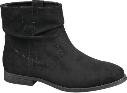 Graceland Teen Girl Pull On Ankle Boots