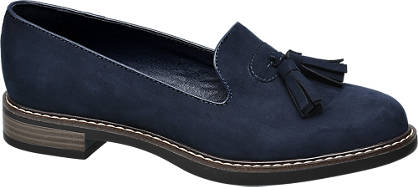 Graceland Tassel Slip On Loafer