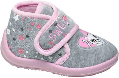 Cupcake Couture Toddler Girl Sweet Cat Slippers
