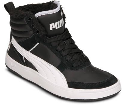 Puma Mid-Cut Sneaker - PUMA REBOUND