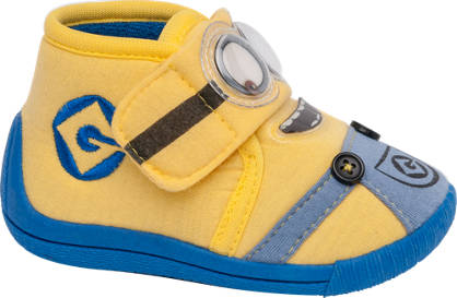 Minions Toddlers Minion Slippers