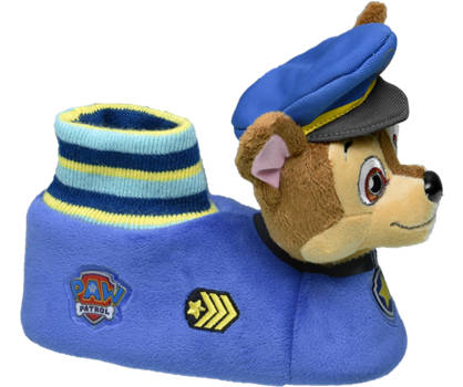 Boys Chase Paw Patrol Slippers
