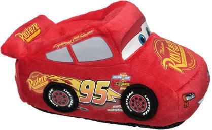 Junior Boy Car Slippers