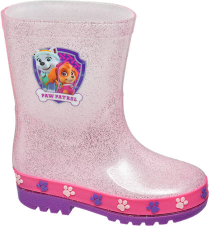 Toddler Girl Paw Patrol Wellingon Boots