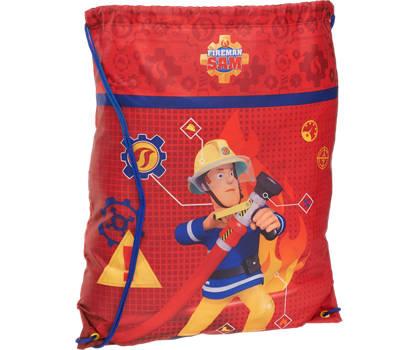 Rode brandweerman sam rugzak
