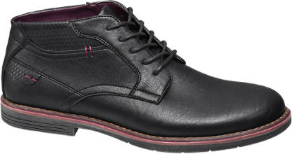 Venice Formal Lace-up Boots