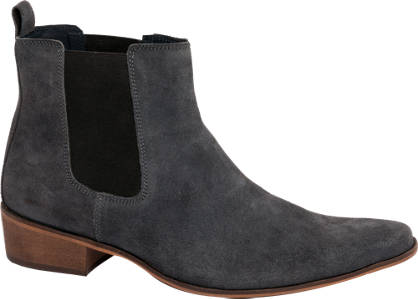 AM SHOE Formal Slip-on Boots