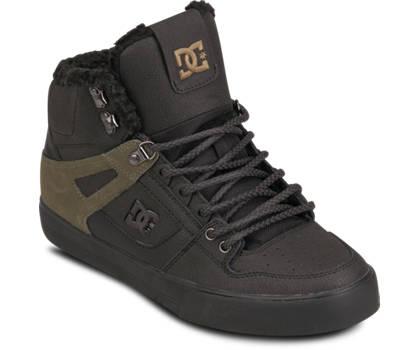 DC Mid-Cut Sneaker - SPARTAN HI WNT M SHOE BVE