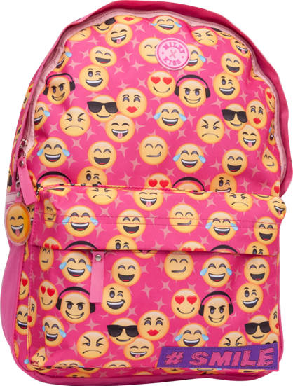 Girls Emoji BackPack