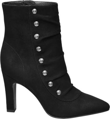 Star Collection Heeled Ankle Boot