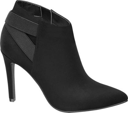 Catwalk Heeled Shoe