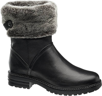 5th Avenue Leather Boot