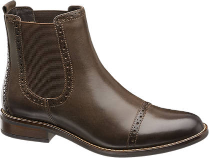5th Avenue Chelsea Læderboots