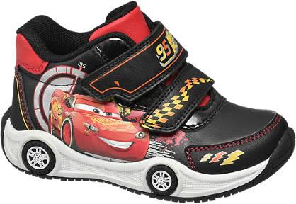 Cars Zwarte sneaker klittenband