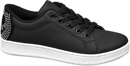 Graceland Zwarte sneaker studs