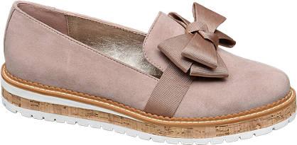 Graceland Bow Detail Loafer