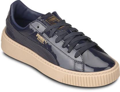 Puma Sneaker - BASKET PLATFORM PATENT WN`S