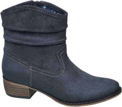 Graceland Junior Girl Western Ankle Boots