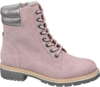Landrover Lace Up Boot