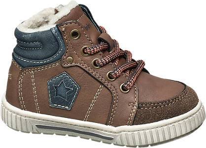 Bobbi-Shoes Toddler Boys Lace-up Sporty Boots