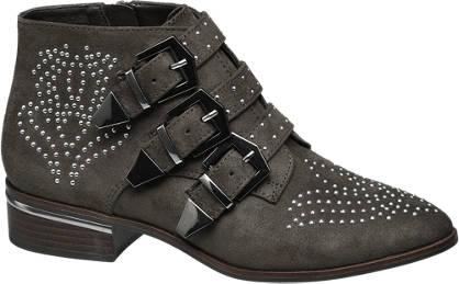 Graceland Buckle & Stud Detail Boot