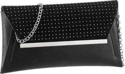 Graceland Zwarte clutch studs