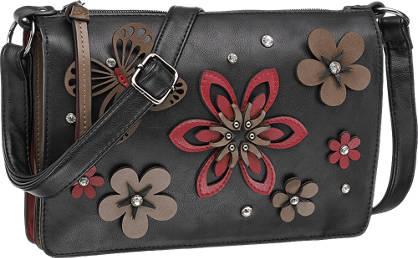 Graceland Flower Detail Handbag