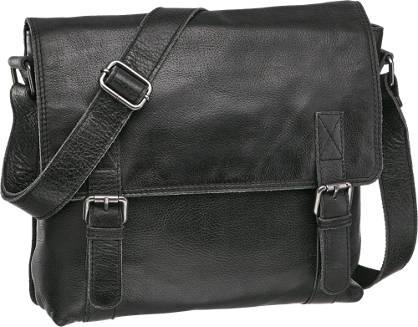 Borelli Leather Satchel
