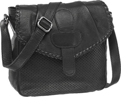 5th Avenue Leather Cross Body Bag