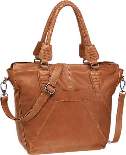 5th Avenue Leather Handbag