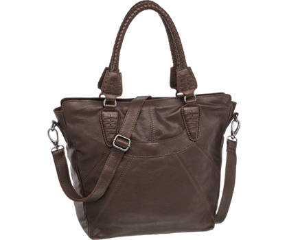 5th Avenue Leather Handbag