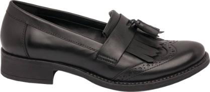 5th Avenue Fringe Detail Loafer